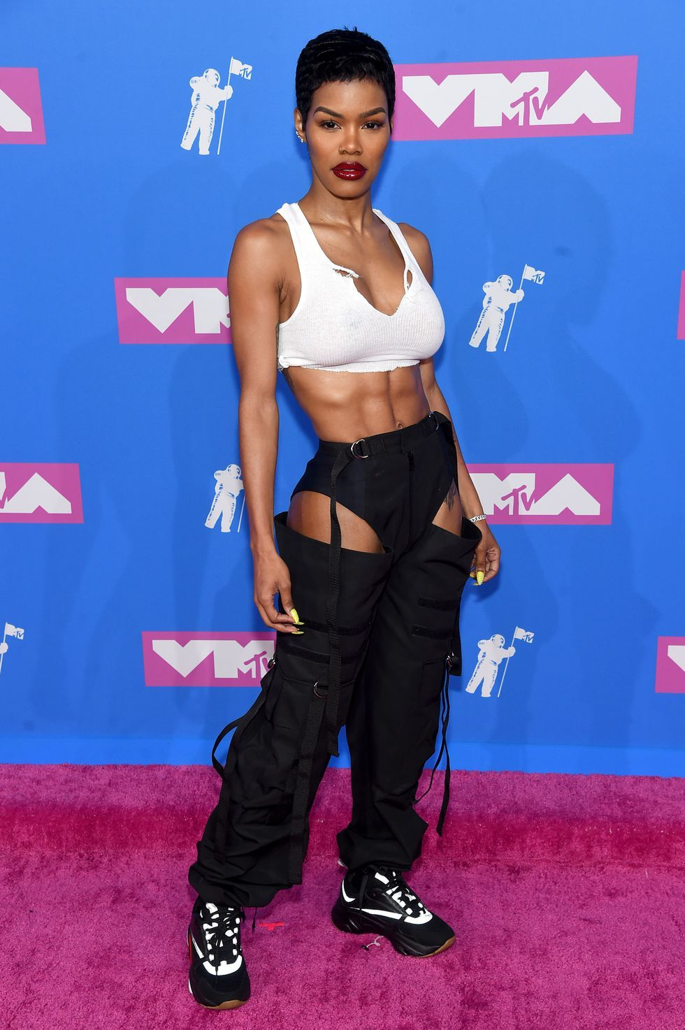 Image result for teyana taylor vma 2018