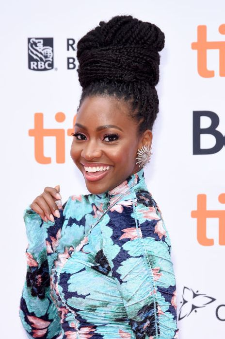 Teyonah Parris Braids 2018 Toronto International Film Festival