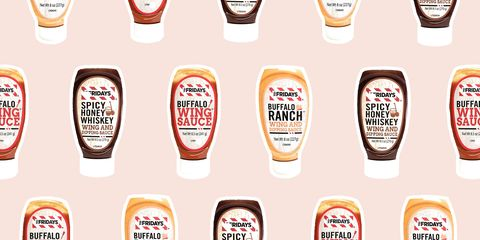 T.G.I. Friday's sauces