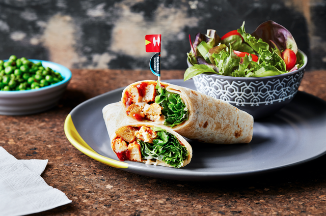 nando's meat free 'chicken' is finally here