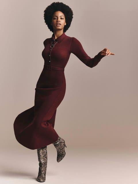 Standing, Shoulder, Joint, Dress, Fashion design, Style, Dancer, Illustration,