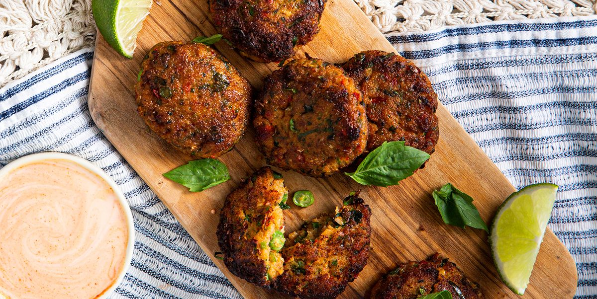 These Thai Fish Cakes Are Insanely Delicious