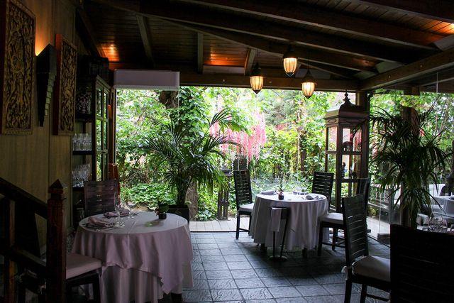 restaurante tailandés thai arturo soria, madrid