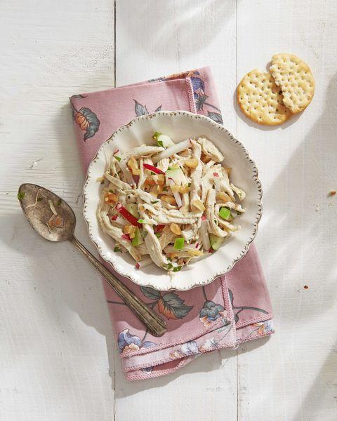 Chicken dinner ideas Thai-Style Chicken Salad
