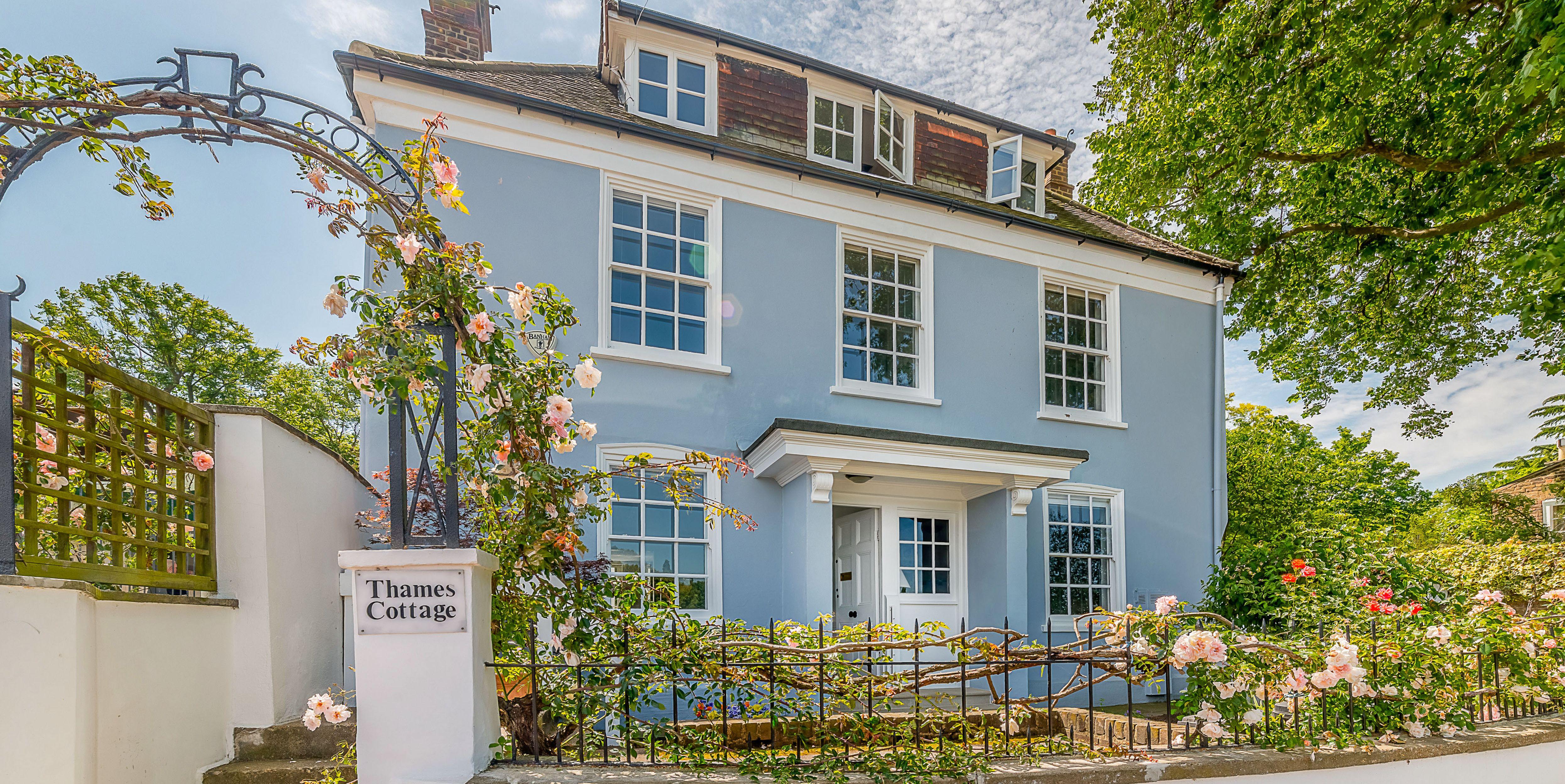 Thames Cottage - London - property - Knight Frank
