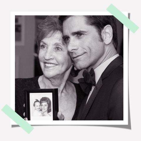 John Stamos Writes To His Mom On Mother S Day I Miss You Madly