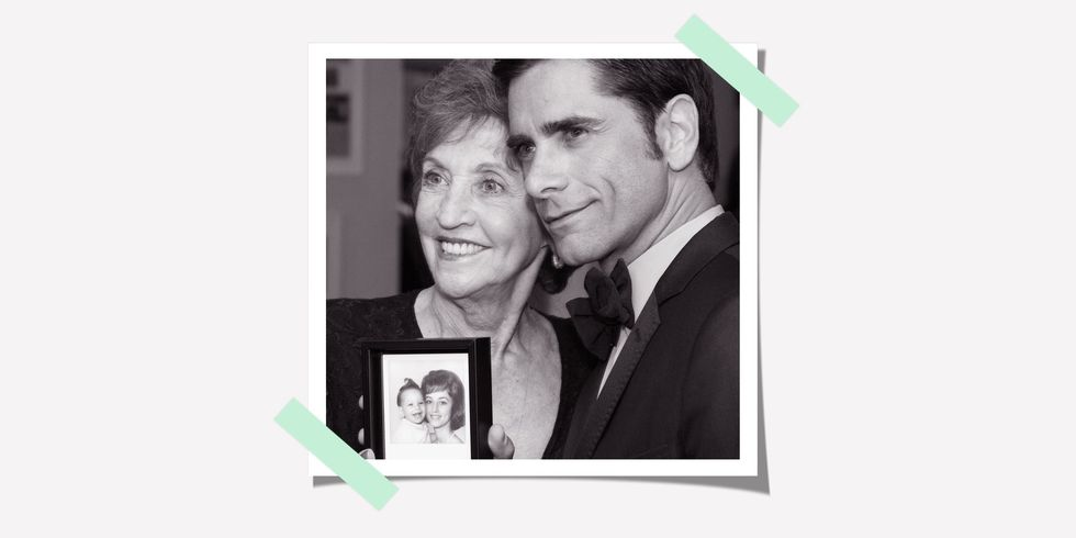 "John Stamos Writes to His Mom for Mother's Day: ""I Miss You Madly"""