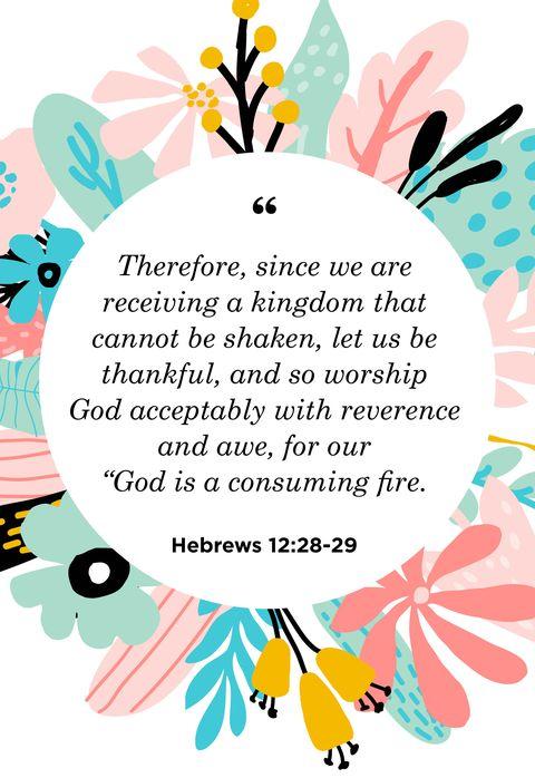 thankful verses