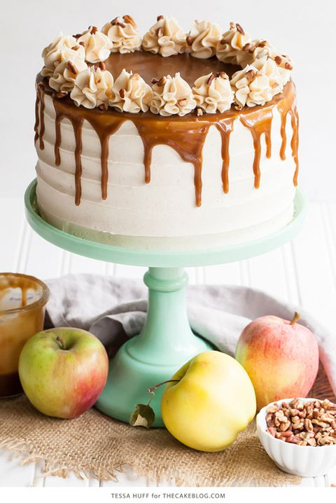 thanksgiving cakes apple
