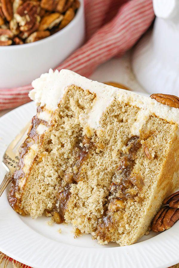 40 Best Thanksgiving Cake Ideas , Thanksgiving Cake