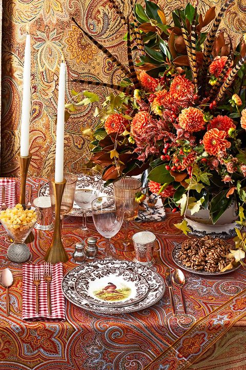 37 Best Diy Thanksgiving Centerpieces Unique Thanksgiving Centerpieces