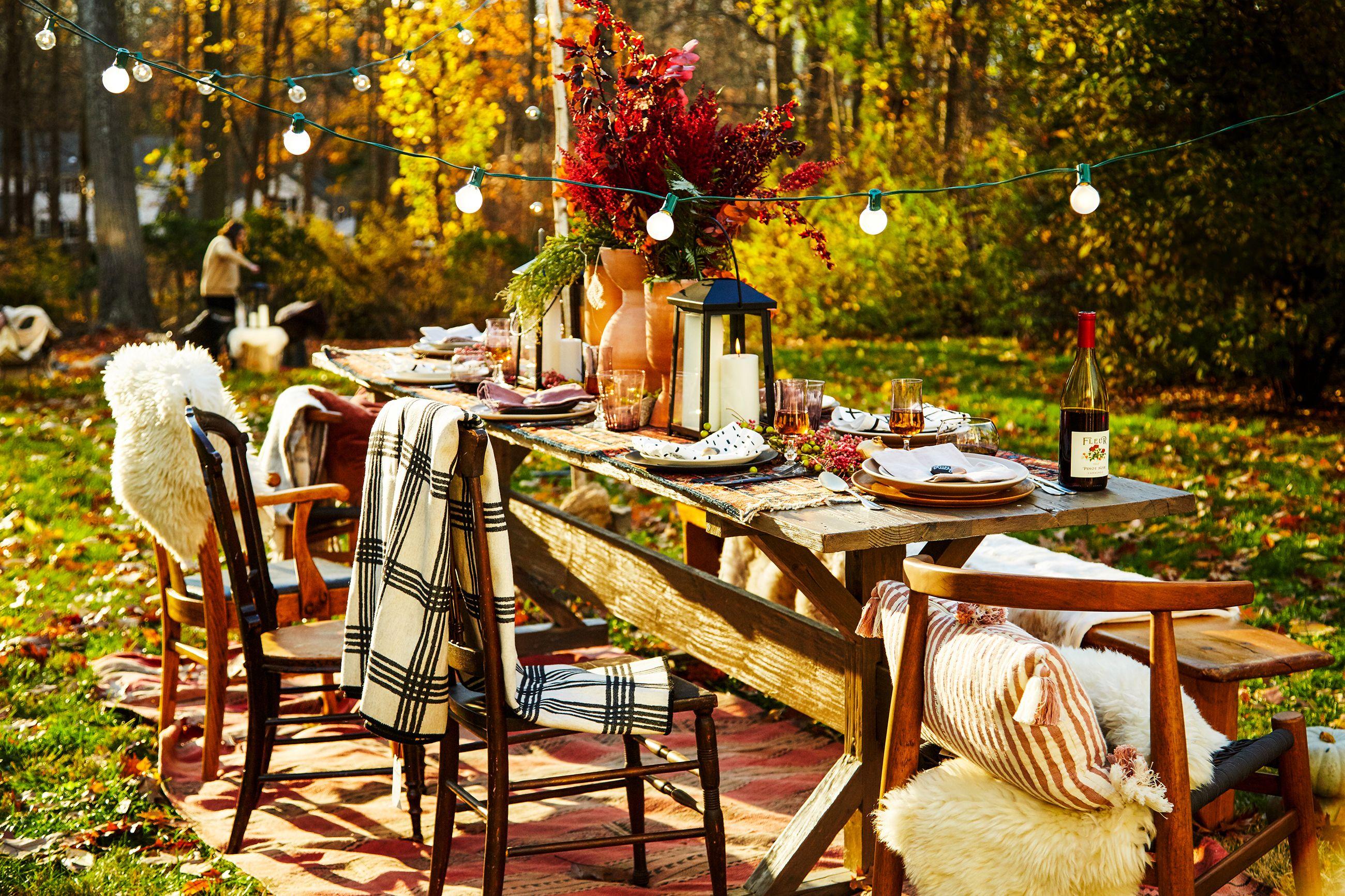 40 Easy Thanksgiving Centerpieces Diy Thanksgiving Table Decoration Ideas