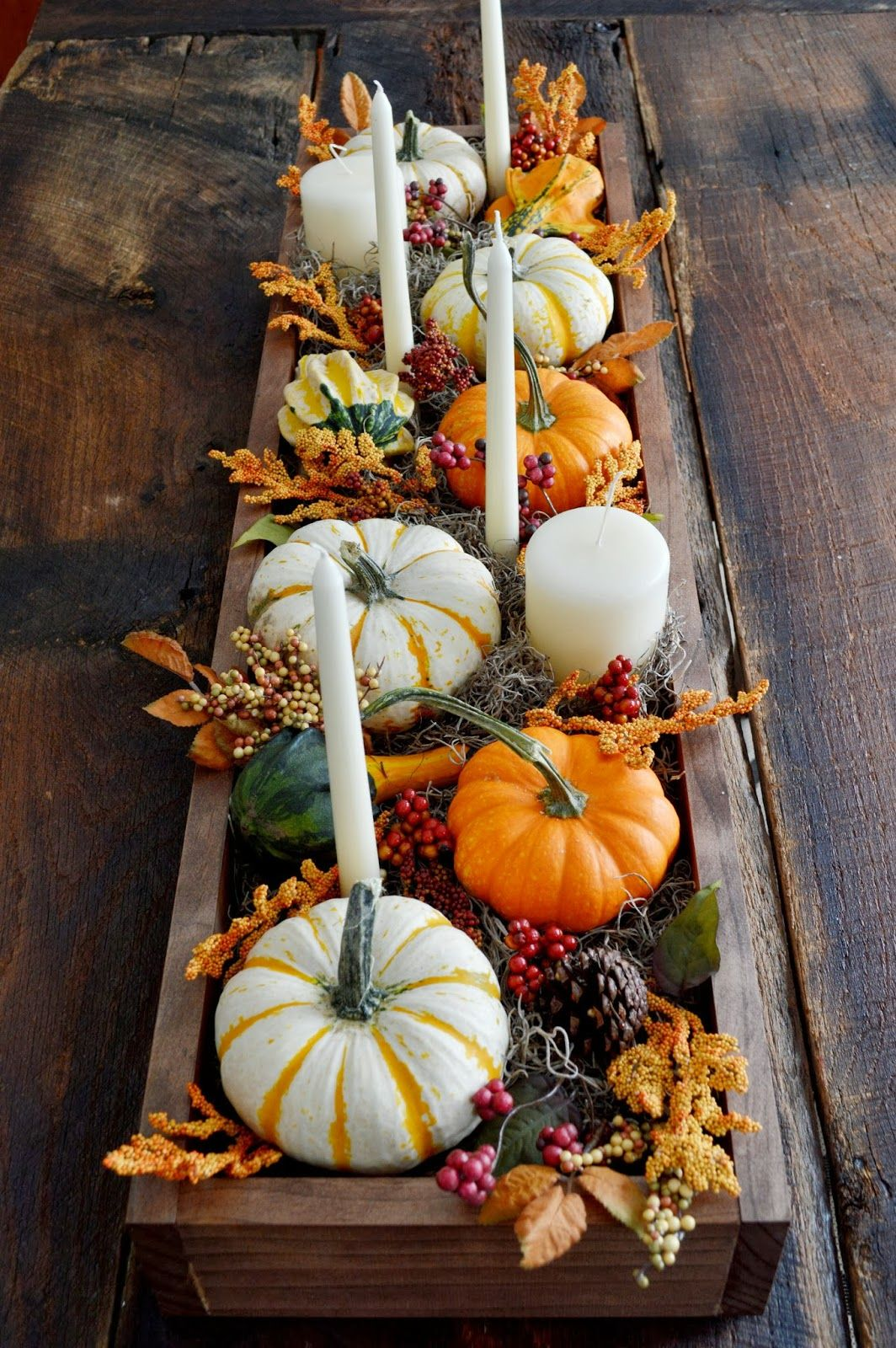 65 Diy Thanksgiving Centerpieces Easy Thanksgiving Table Decor