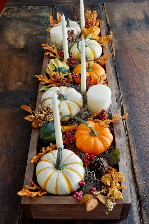 Prime 60 Diy Thanksgiving Centerpieces Thanksgiving Table Decor Download Free Architecture Designs Viewormadebymaigaardcom