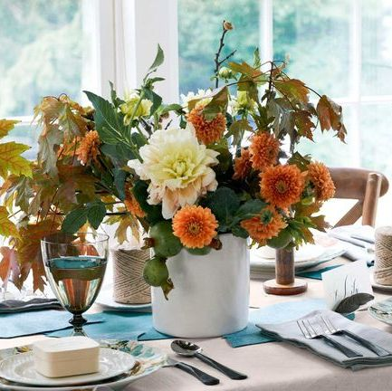 Phenomenal 60 Diy Thanksgiving Centerpieces Thanksgiving Table Decor Download Free Architecture Designs Viewormadebymaigaardcom
