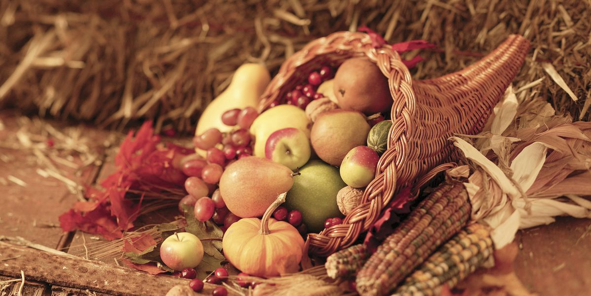 Thanksgiving Cornucopia Meaning Why Is The Cornucopia A