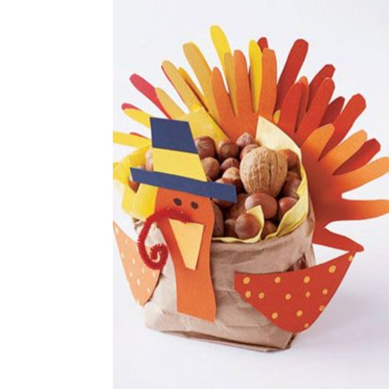 48 Fun Thanksgiving Crafts For Kids Easy Diy Ideas To Make For