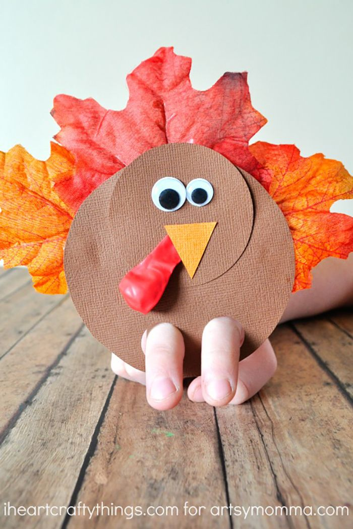 18 Easy Thanksgiving Crafts For Kids Free Thanksgiving Arts And