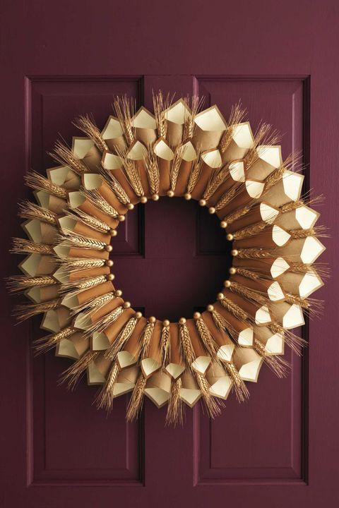 thanksgiving crafts thanksgiving paper cone gratitude wreath