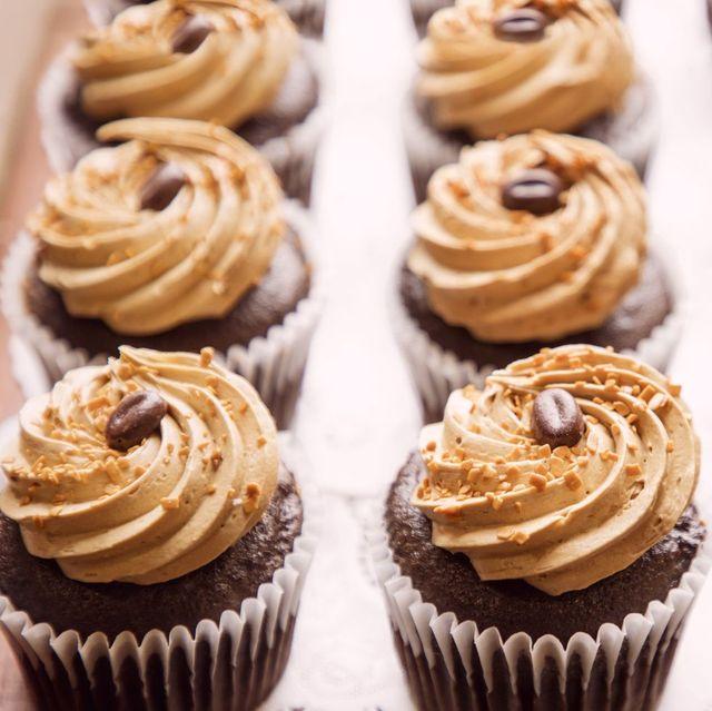 thanksgiving cupcakes mocha cupcakes