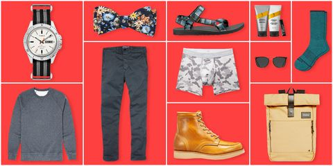 Footwear, Clothing, Red, Shoe, Fashion, Font, Brand, Jeans, Boot, Trousers,