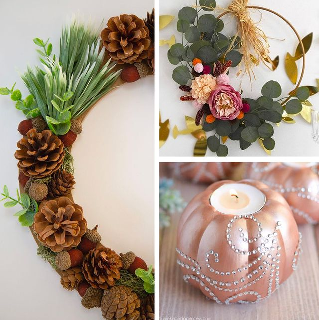 diy thanksgiving decoration ideas