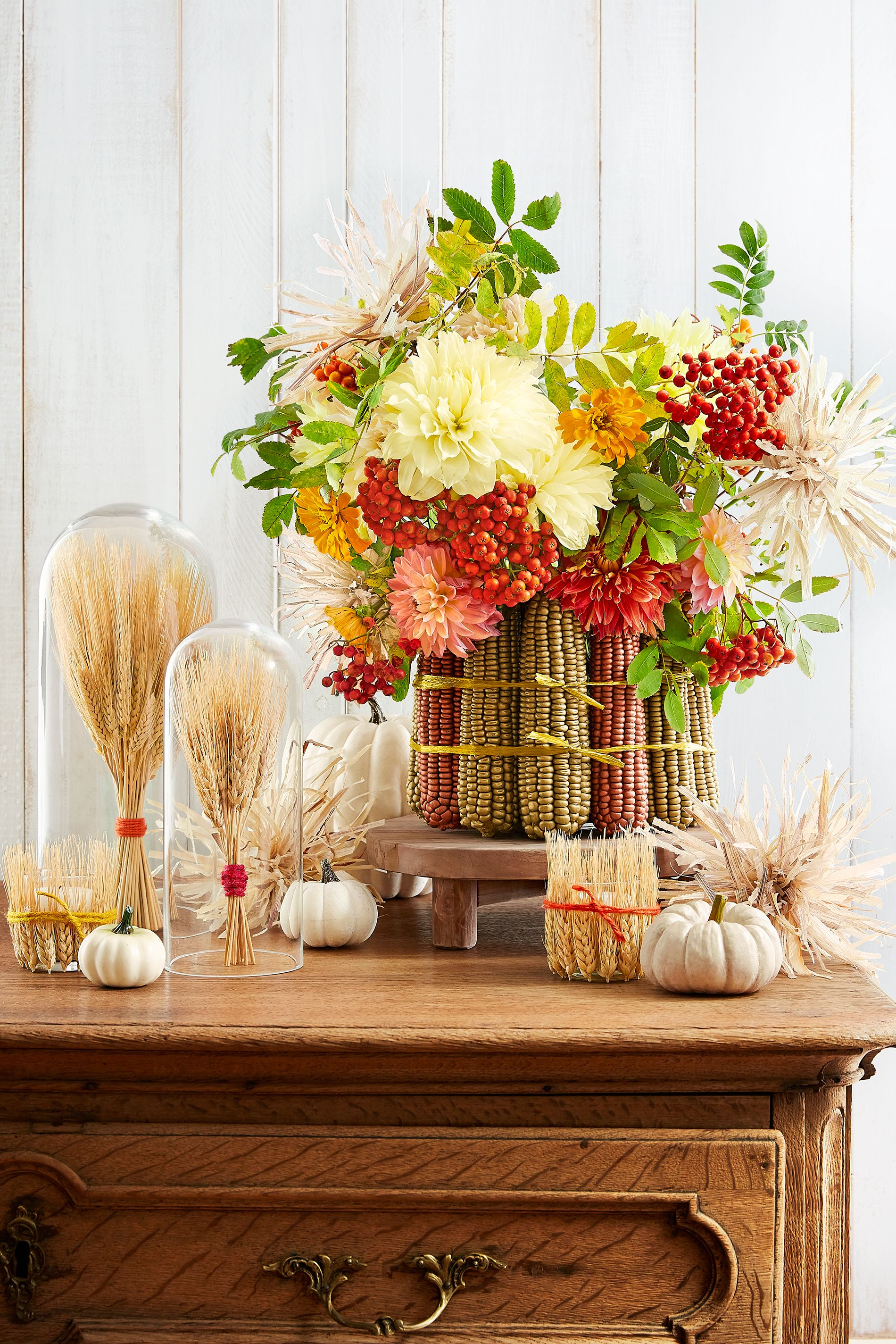 Cheap Thanksgiving Decorations Ideas Easy Craft Ideas