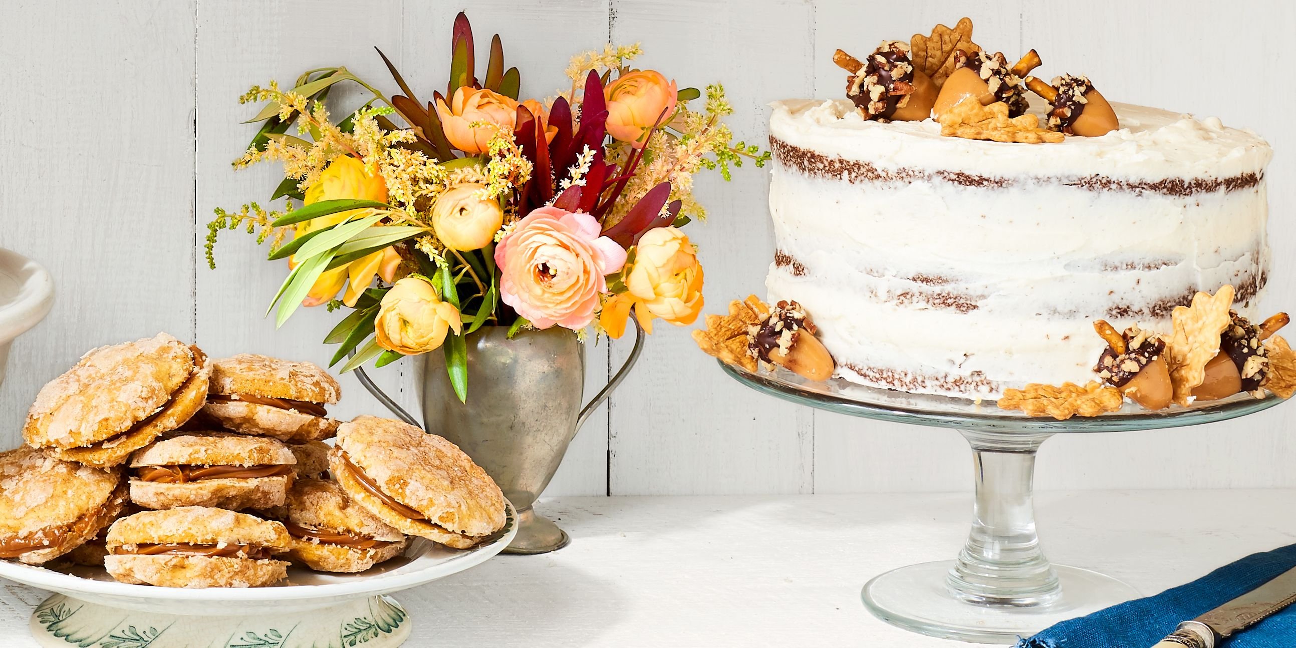60 of the Sweetest Thanksgiving Dessert Recipes