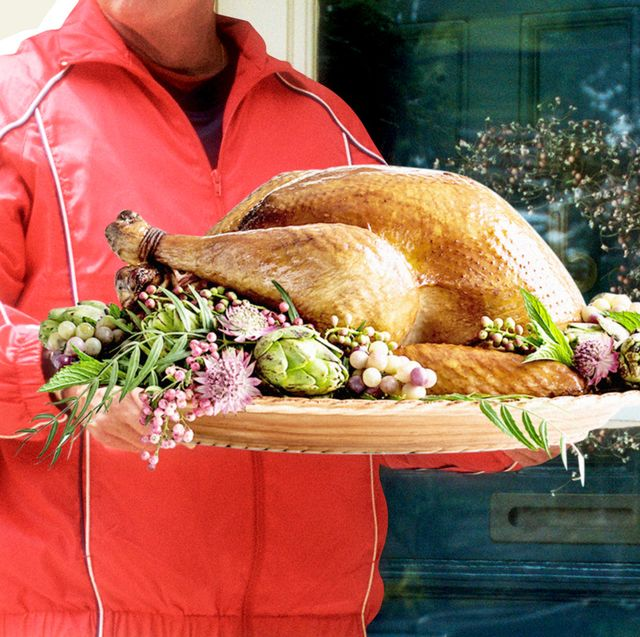 thanksgiving mail delivery meal