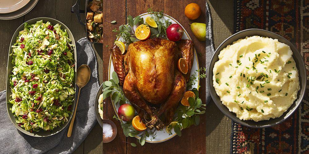 81 Traditional Thanksgiving Dinner Recipes , Easy