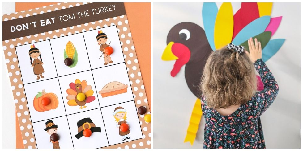 Thanksgiving Games - Fun Ideas Kids Adults All Ages ...