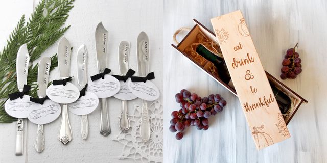 16 Thoughtful Thanksgiving Gifts Best Thanksgiving Hostess Gift Ideas