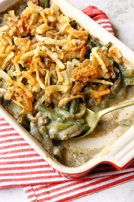 thanksgiving green bean casserole recipes gluten free