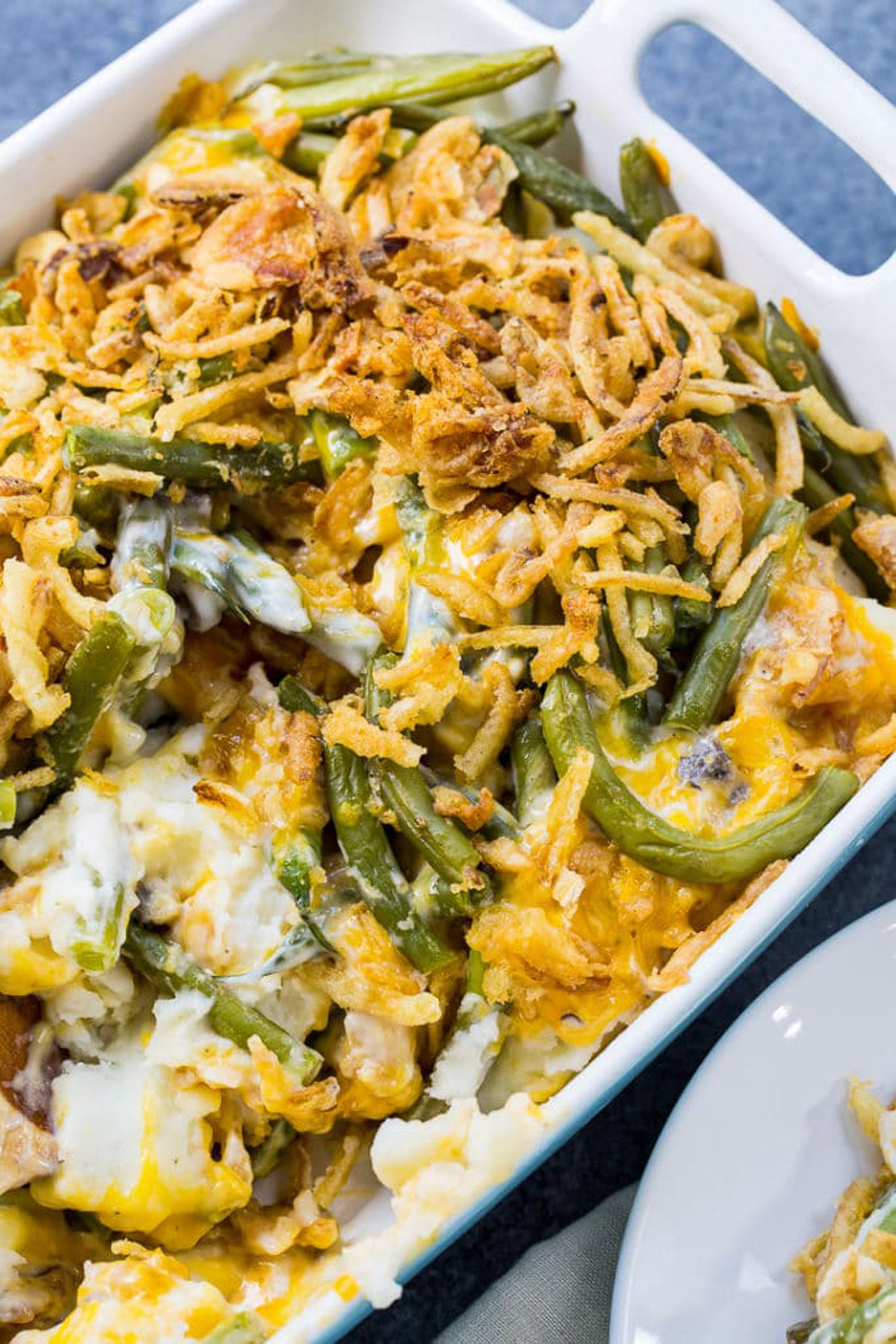 thanksgiving green bean casserole recipes mashed potato