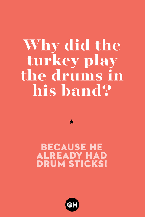 25 Funny Thanksgiving Jokes to Tell This Year - Best Thanksgiving Jokes and  Puns