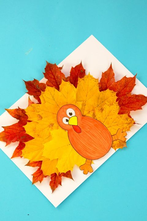 Phenomenal 36 Easy Thanksgiving Crafts For Kids Thanksgiving Diy Gmtry Best Dining Table And Chair Ideas Images Gmtryco