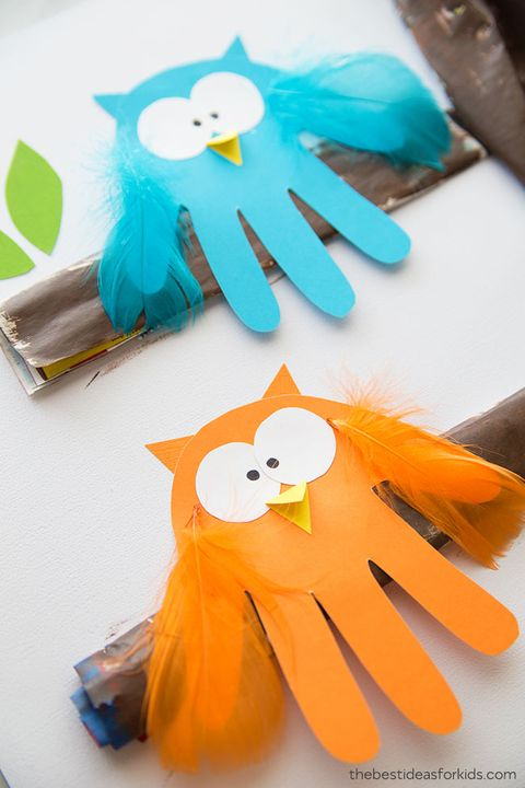 42 Easy Thanksgiving Crafts For Kids