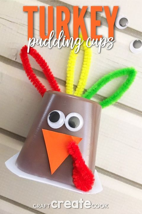 36 Easy Thanksgiving Crafts For Kids Thanksgiving Diy