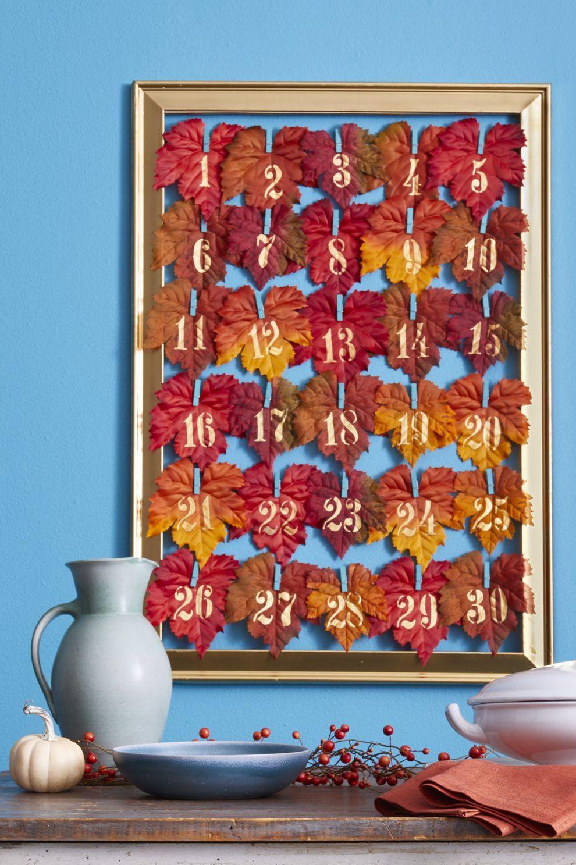 thanksgiving gratitude wall craft
