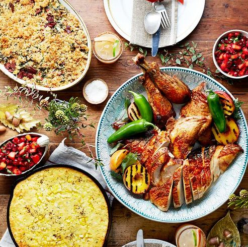 Tofeat Best Thanksgiving Menu Ideas For The Most Delicious Feast Ever