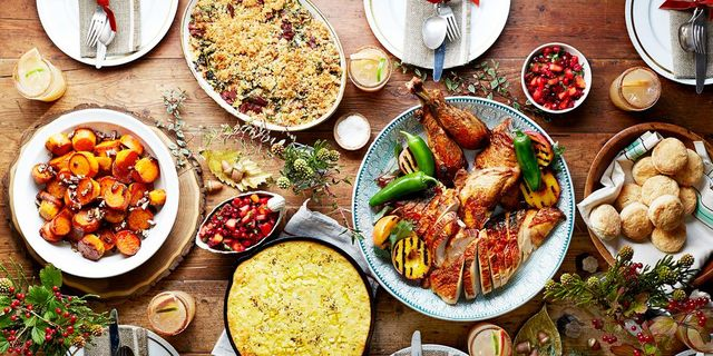 Brilliant 28 Best Thanksgiving Menu Ideas Thanksgiving Dinner Menu Home Interior And Landscaping Ymoonbapapsignezvosmurscom