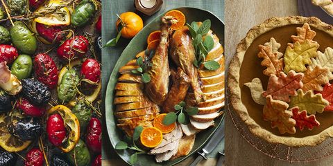 6 Thanksgiving Menu Ideas Easy Thanksgiving Dinner Menus