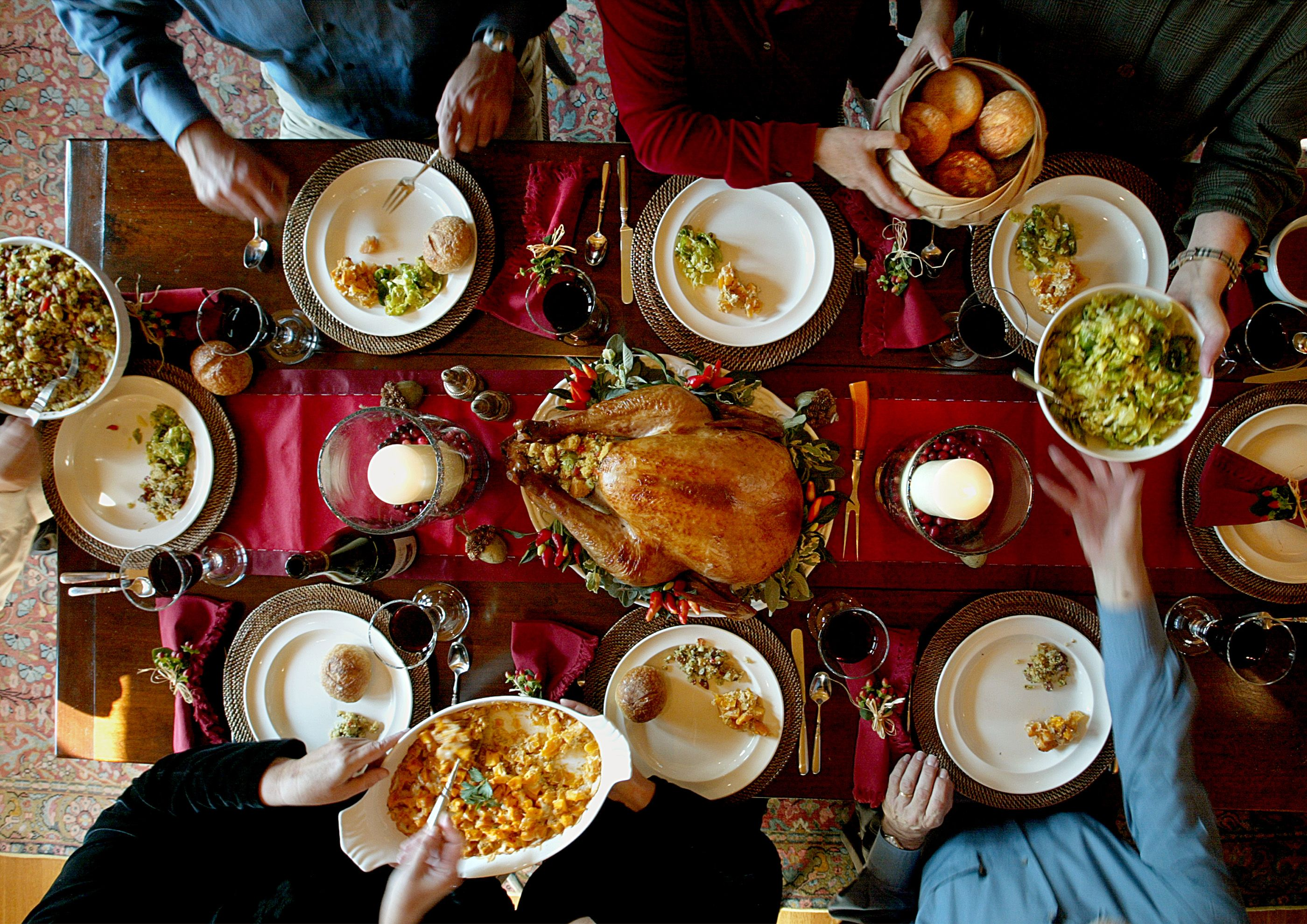 28 Thanksgiving Menu Ideas Thanksgiving