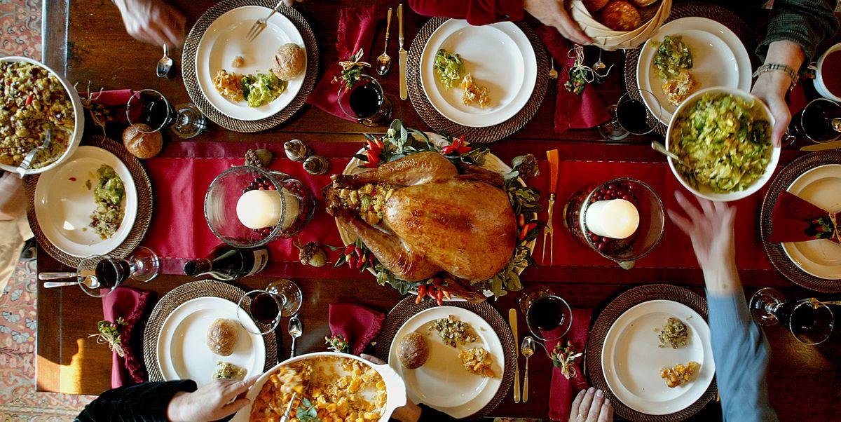 28 Thanksgiving Menu Ideas - Thanksgiving Dinner Menu Recipes