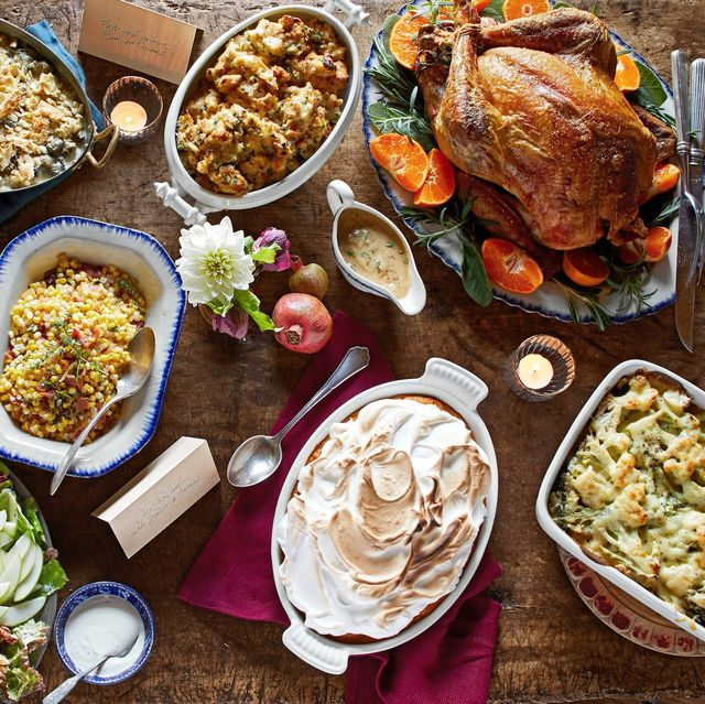 30 Thanksgiving Dinner Menu Ideas Thanksgiving Menu Recipes
