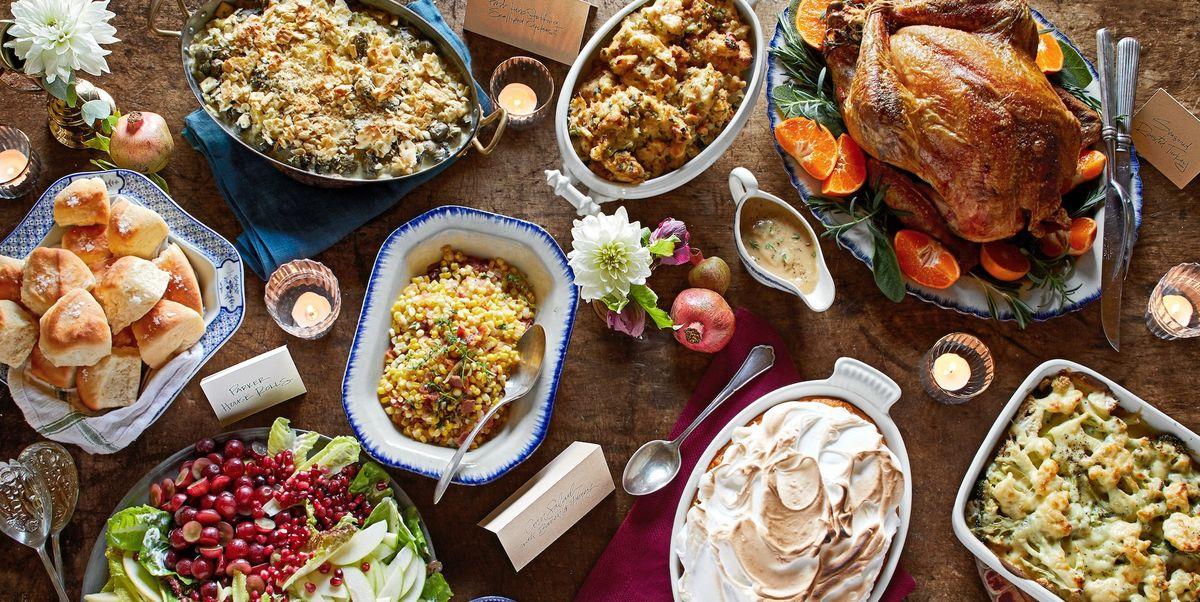 30 Thanksgiving Dinner Menu Ideas Thanksgiving Menu Recipes