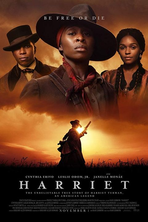 "Thanksgiving Movies 2019 Theaters - ""Harriet"""