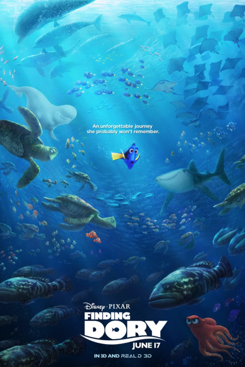 thanksgiving movies for kids finding dory