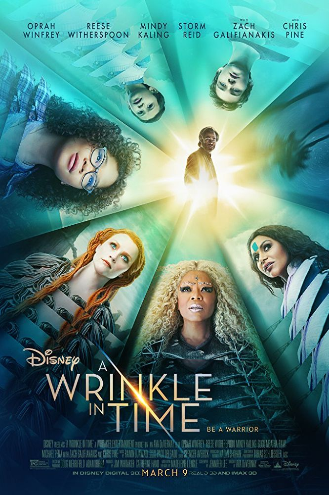 thanksgiving movies netflix wrinkle in time