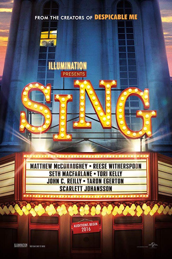 thanksgiving movies netflix sing
